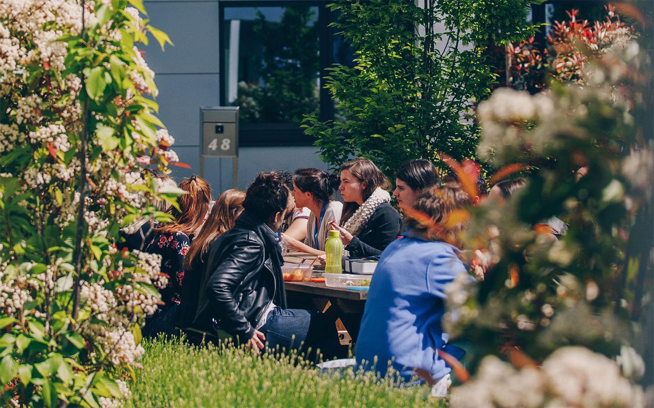 Biopark Campus Life