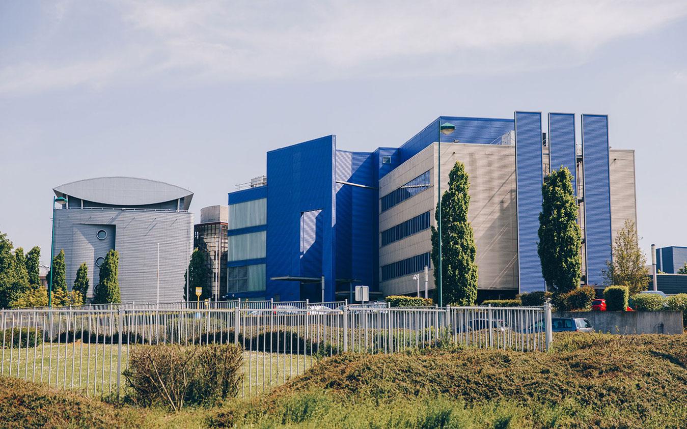 Biopark Labhotel Building