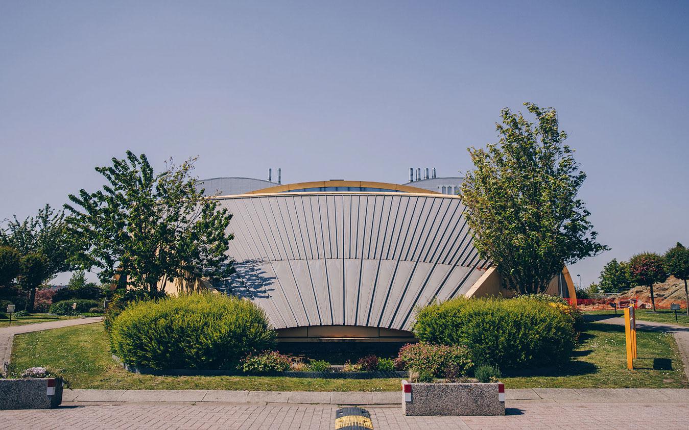 Biopark Location Building